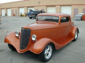 34 Ford Bronze