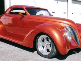 39 Ford Roadster