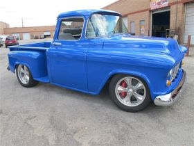 55 Chev Pick Up