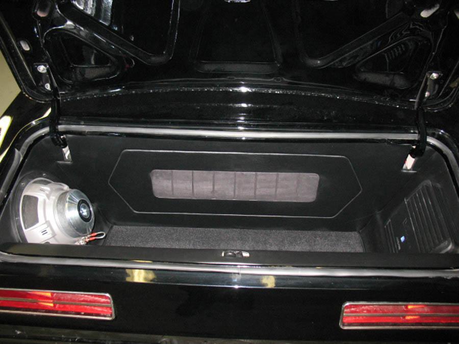 69 Camaro Tack Auto Marine Upholstery